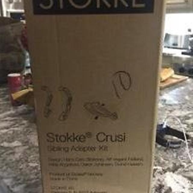 Stokke Crusi Sibling Seat Adaptors