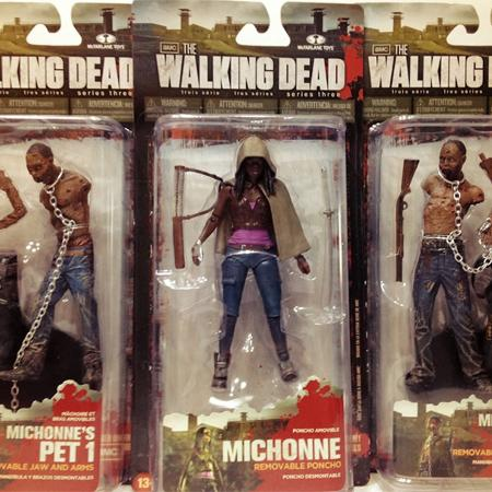 The Walking Dead - Action Figures for sale  Canada