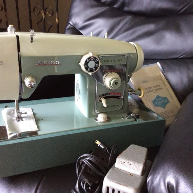 Find More Vintage Eaton Viking Sewing Machine For Sale At Up To 40% Off Delectable Vintage Viking Sewing Machine