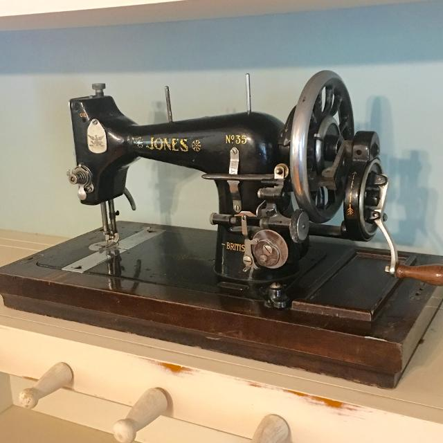 Best Jones Hand Crank Sewing Machine For Sale In Brenham Texas For 40 Delectable Hand Crank Sewing Machines For Sale