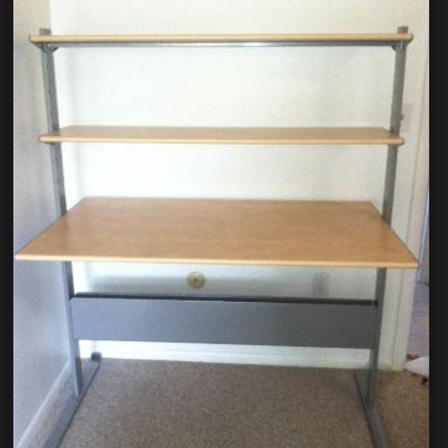best ikea jerker desk for sale in ottawa ontario for 2018. Black Bedroom Furniture Sets. Home Design Ideas