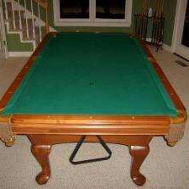 Best Amf Playmaster Pool Table For Sale In Lawrenceville Georgia - Playmaster pool table