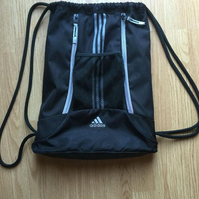 27e2a6342b1 Find more Adidas Draw String Bag for sale at up to 90% off