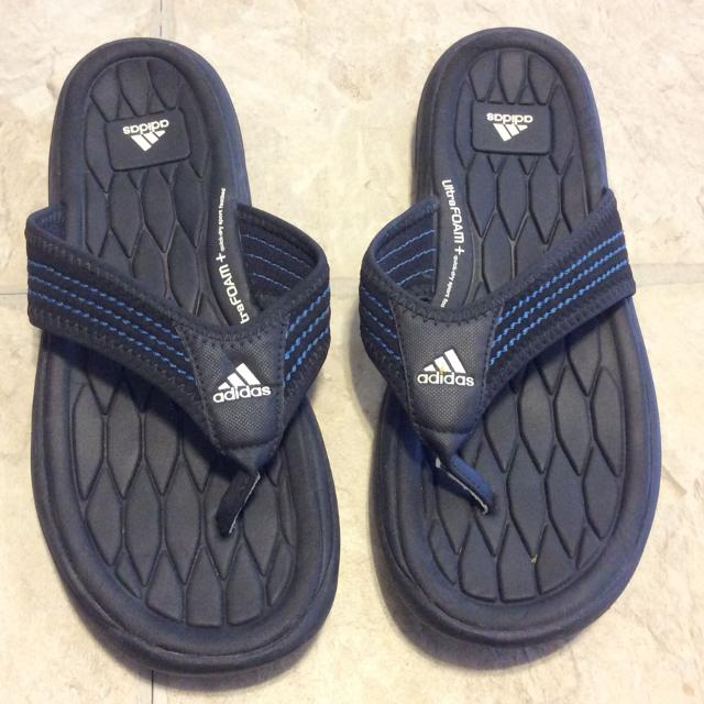 0e71a1eeb Find more Mens Adidas Ultra Foam Quick Dry Footbed Sandals