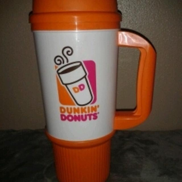 05fd69ad3bc Find more Tall Dunkin' Donuts Hot/cold Thermo Travel Cup for sale at ...