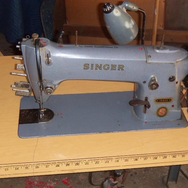 Find More Singer Commercial Sewing Machine For Sale At Up To 40% Off Unique Commercial Sewing Machines For Sale