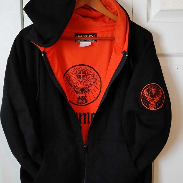 Jagermeister hoodie