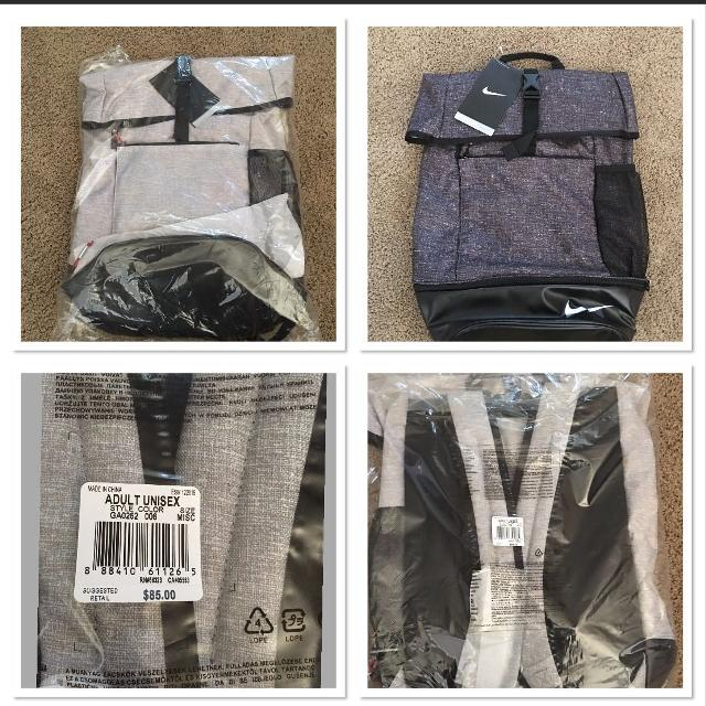 06c7ac4d8a413e Find more Nwt! Nike Sport Backpack for sale at up to 90% off