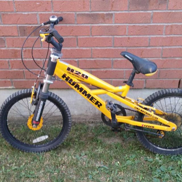 Find More Kids Hummer H20 6 Speed Bike For Sale At Up To 90 Off