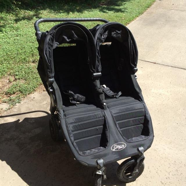 2014 Baby Jogger City Mini Gt Double Stroller