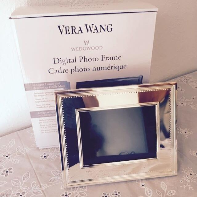 Find more Vera Wang Digital Frame for sale at up to 90% off