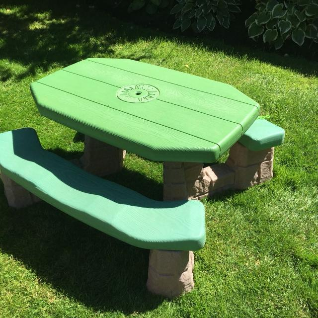Find More Euc Step Naturally Playful Large Size Kids Picnic - Picnic table legs for sale