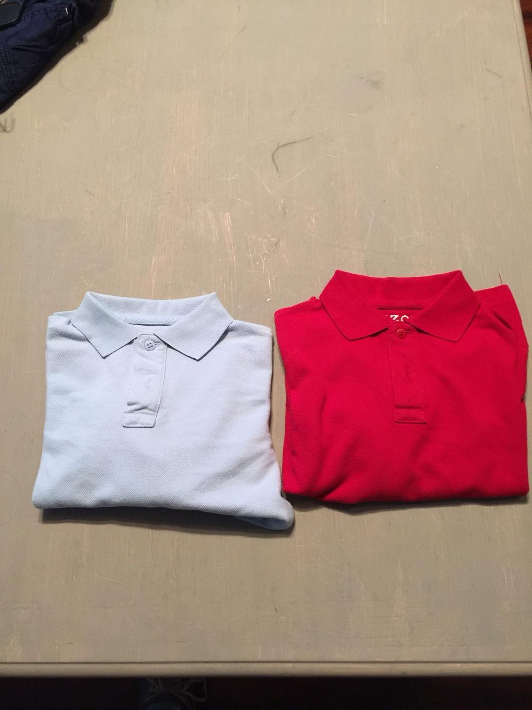 Best Izod Long Sleeve Polo Shirts Size Four School Uniform For Sale