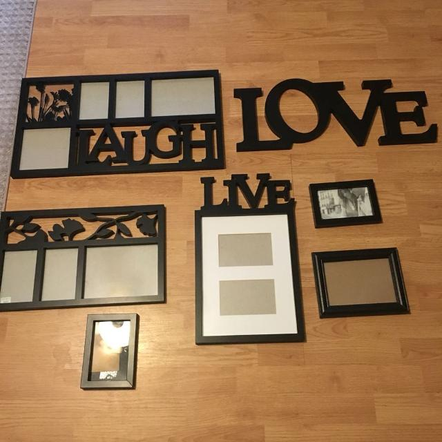 Find More Live Laugh Love Frame Collage For Sale At Up To 90 Off