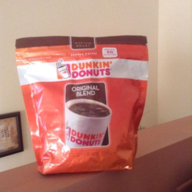fc7038ee669 Find more Dunkin Donuts Coffee 24 Oz Bag for sale at up to 90% off
