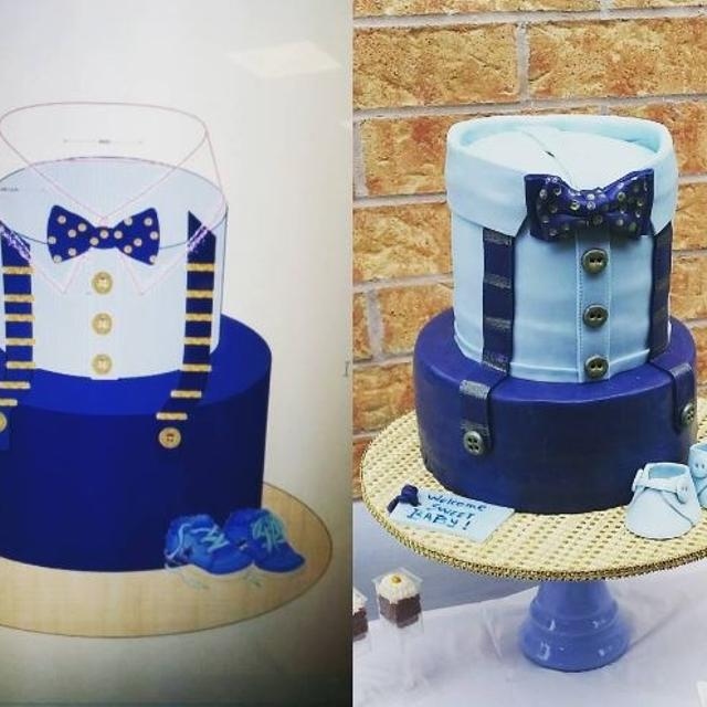 best lil man baby shower cake for sale in etobicoke ontario for 2018