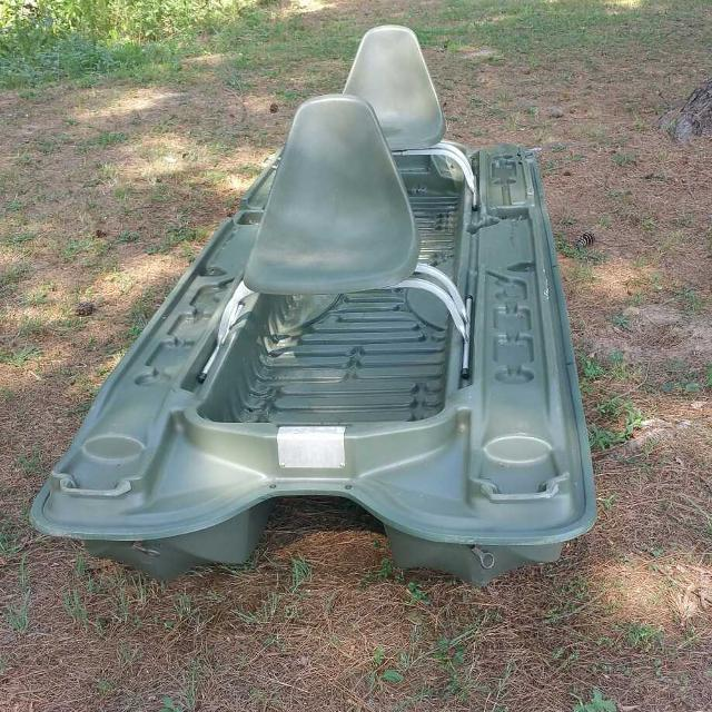 10 Ft Pelican Bass Raider Boat