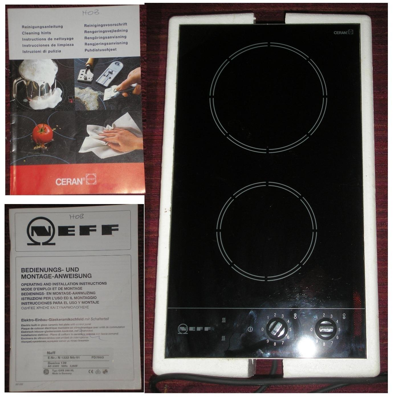 Best Neff Domino Ceramic Electric Hob For Sale In Mansfield For 2019