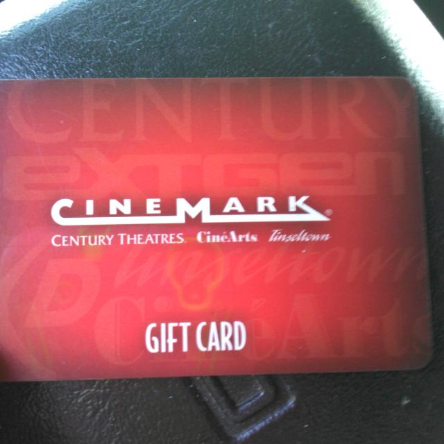 Find More Cinemark Gift Card For Sale At Up To 90 Off