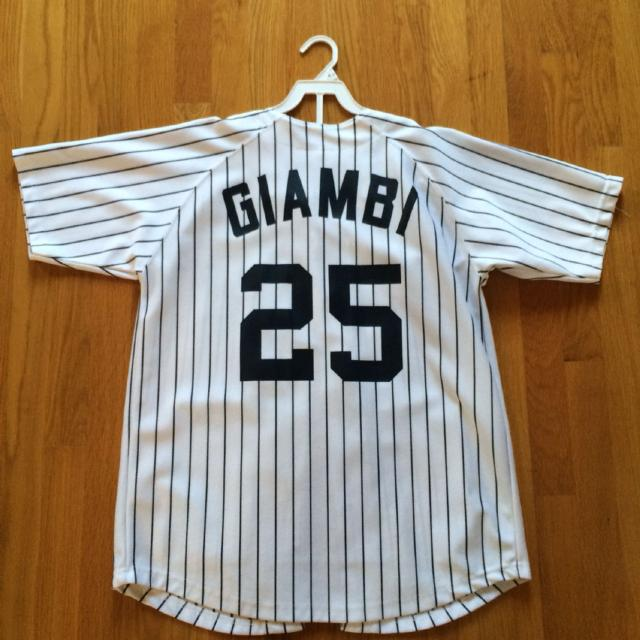 Best New York Yankees Jason Giambi Jersey. for sale in Fairview ... f3ea4956956