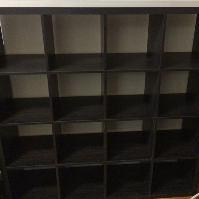 new style f5027 79f90 4x4 cube shelf