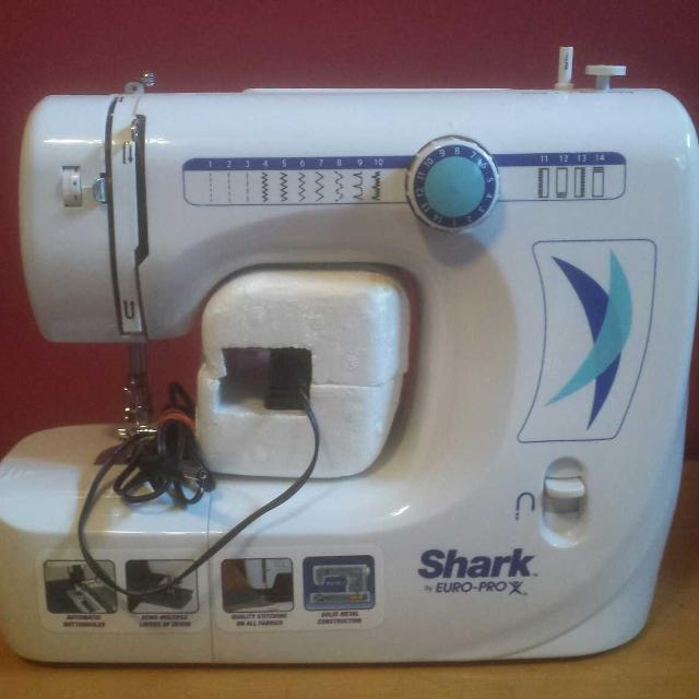 Find More Europro 40xc Sewing Machine For Sale At Up To 40% Off Cool Shark By Euro Pro X Sewing Machine