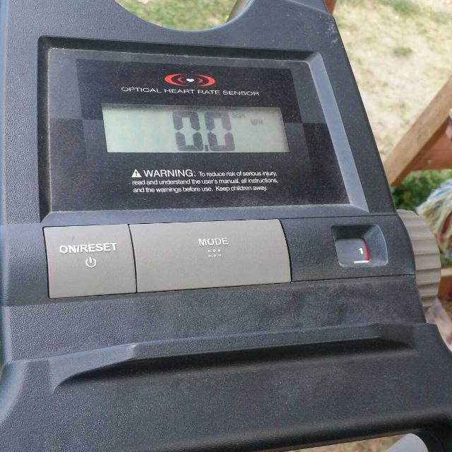 Used Pro Form 650 Cardio Cross Trainer Elliptical