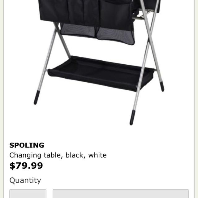 Best Ikea Portable Changing Table In