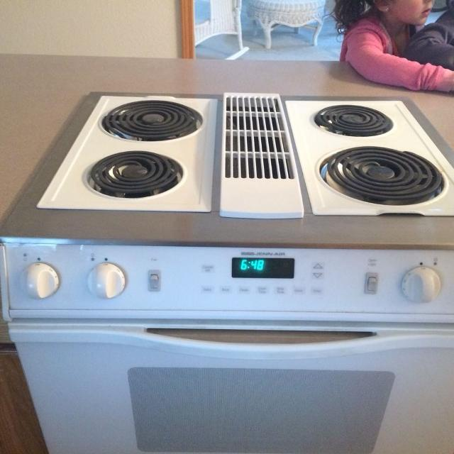 Jenn-Air electric stove