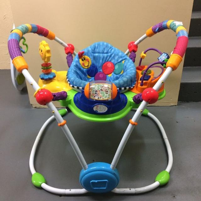 ba695bcd3 Find more Baby Einstein Activity Jumper for sale at up to 90% off