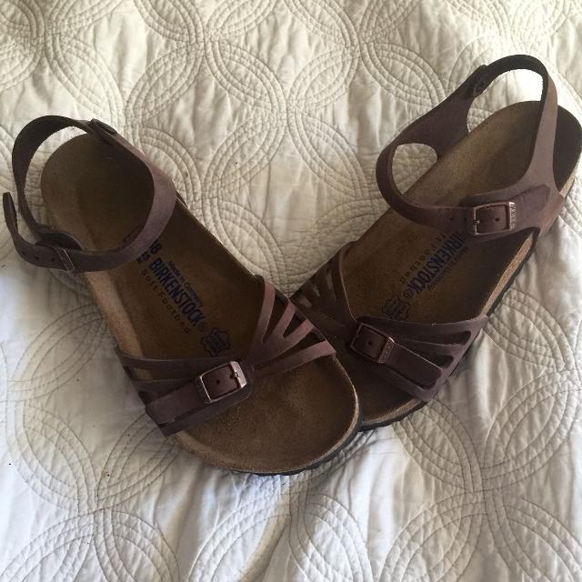 31619fc300e0 Find more Birkenstock Bali Ankle Strap Sandals. Oiled Habana Leather ...