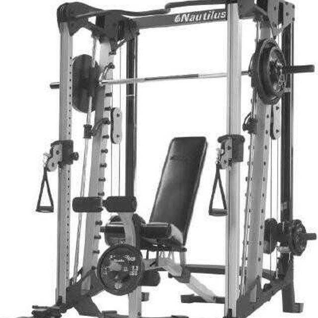 Find more nautilus home gym for sale at up to off