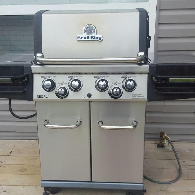Find More Broil King Regal 490 Pro Natural Gas Stainless Steel Bbq