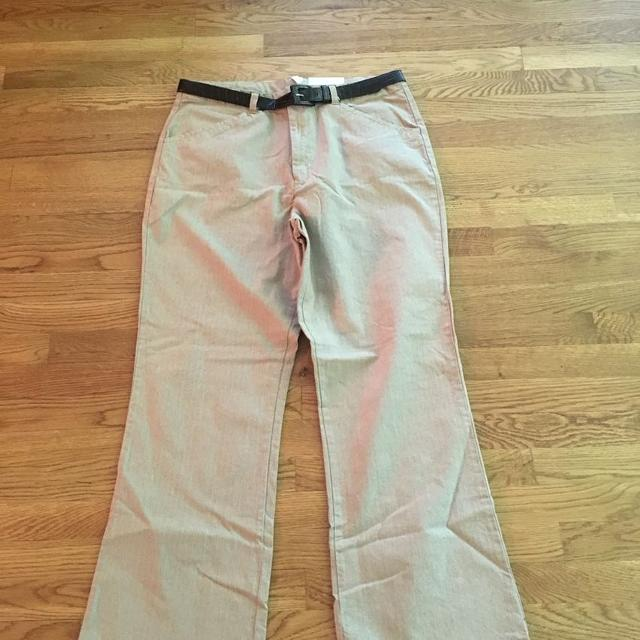 0e4d5382898 Find more White Stag Ws Pattern Belted Pants. Brand New With Tags ...