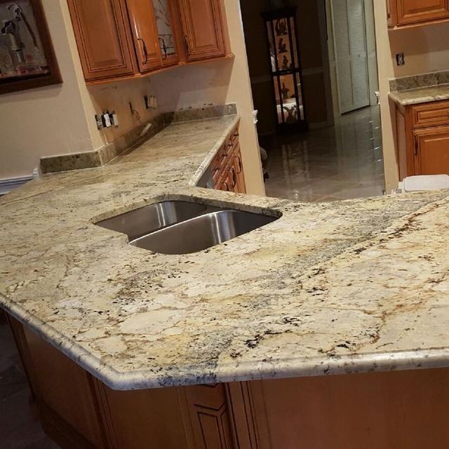 Granite countertops $28 sq ft Installed!