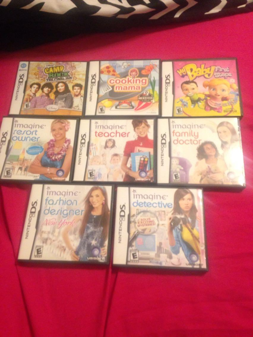 Best 8 Nintendo Ds Games For Sale In Waupun Wisconsin For 2020