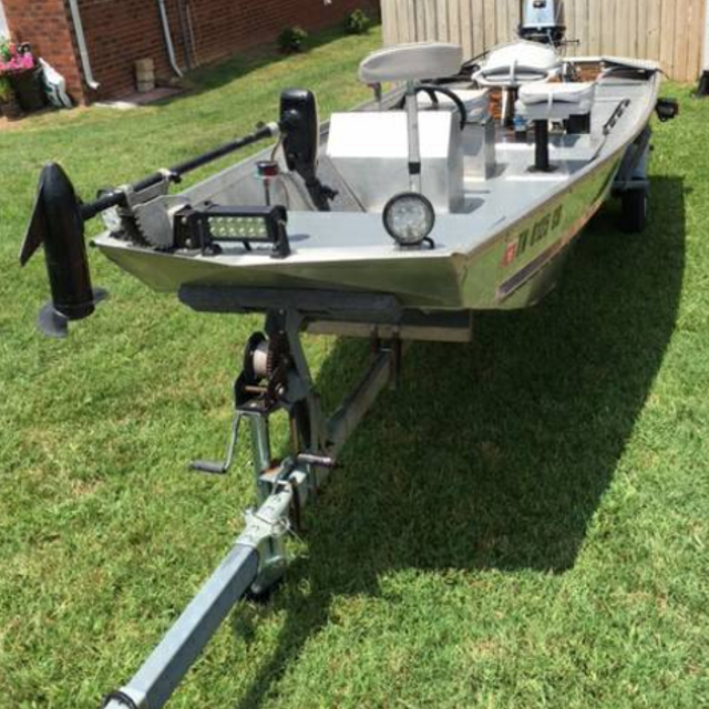 Find more 15ft aluminum flat bottom fishing boat for sale for Flat bottom fishing boats