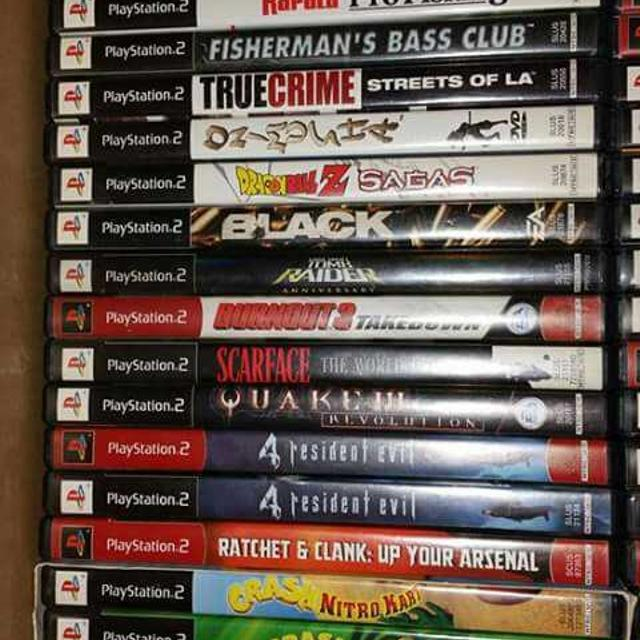 Best Ps2 Games for sale in Louisville, Kentucky for 2019 Ps3 Games List 2019