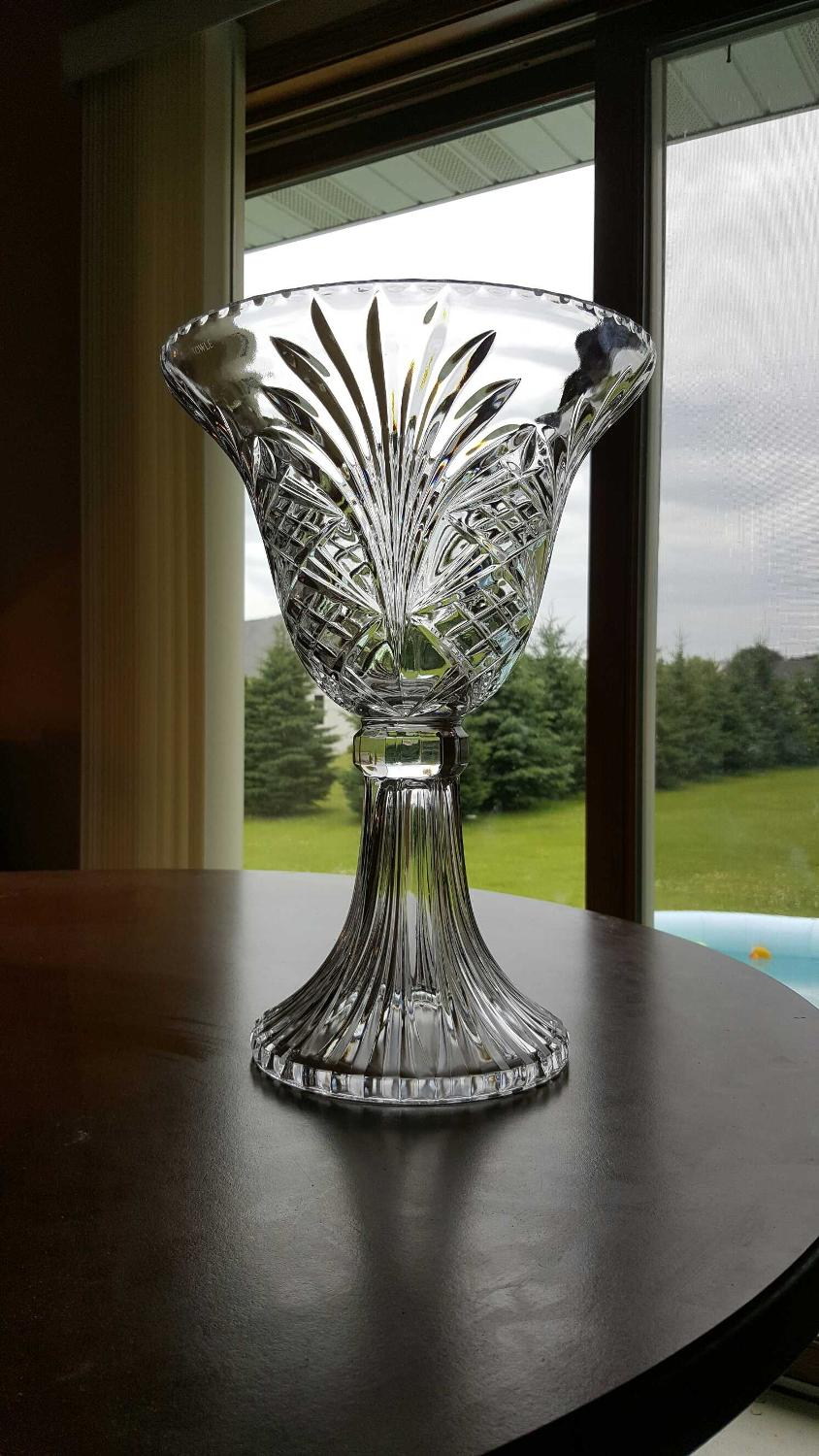 Best towle crystal vase reduced for sale in appleton wisconsin best towle crystal vase reduced for sale in appleton wisconsin for 2018 floridaeventfo Image collections