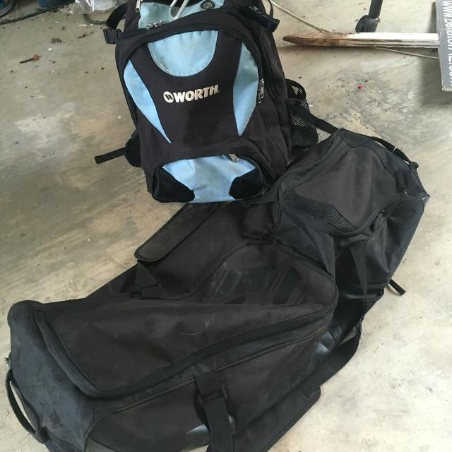 Best Softball Ball Bag And Catchers Bag For Sale In Mobile Alabama