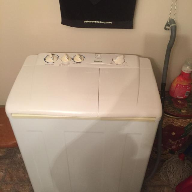 Find more Danby Apartment Size Washer/spinner. Works Well for sale ...