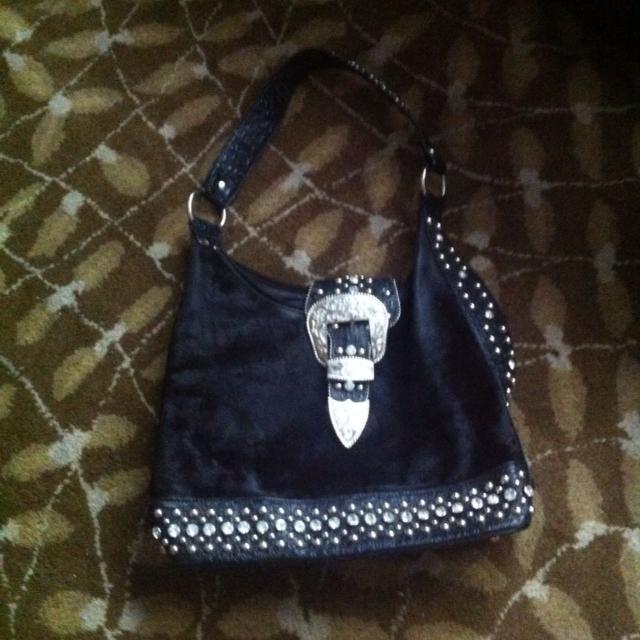 Bhw Purse Perfect For Stampede