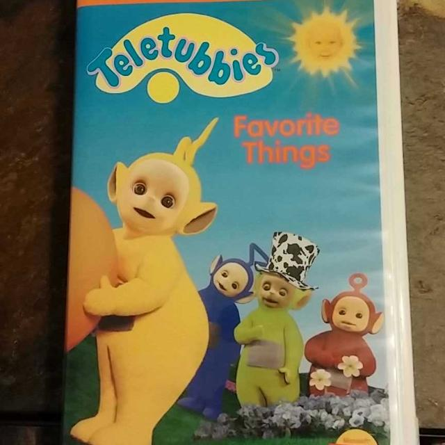 Find More ☀☀ **reduced ** Teletubbies Favorite Things Vhs