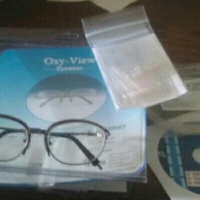 04b1515302 Best Oxy View Full Rim Glasses. Great Condition for sale in Amarillo ...