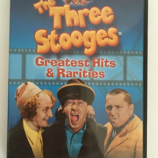 Image result for The Three Stooges Greatest Hits