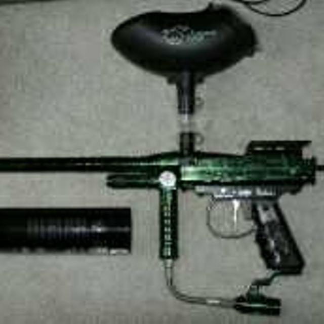 95cc2a3bc7796 Best Spyder Rodeo Paintball Gun for sale in Lochearn