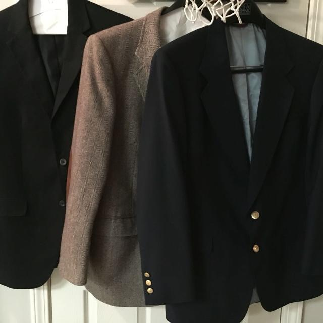 Find more 3 Nice Sport Coats for sale at up to 90% off - Hoover, AL