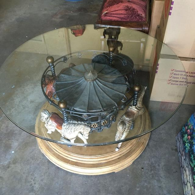 Find More Carousel Coffee Table For Sale At Up To 90 Off