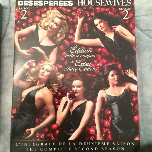 Best Desperate Housewives Season 2 For Sale In Dollard Des Ormeaux Quebec For 2020 Desperate housewives has gone nowhere. varagesale