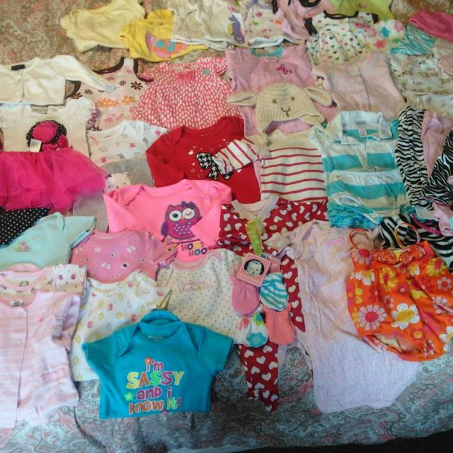 67286d5b76d Best Gently Used Baby Clothes for sale
